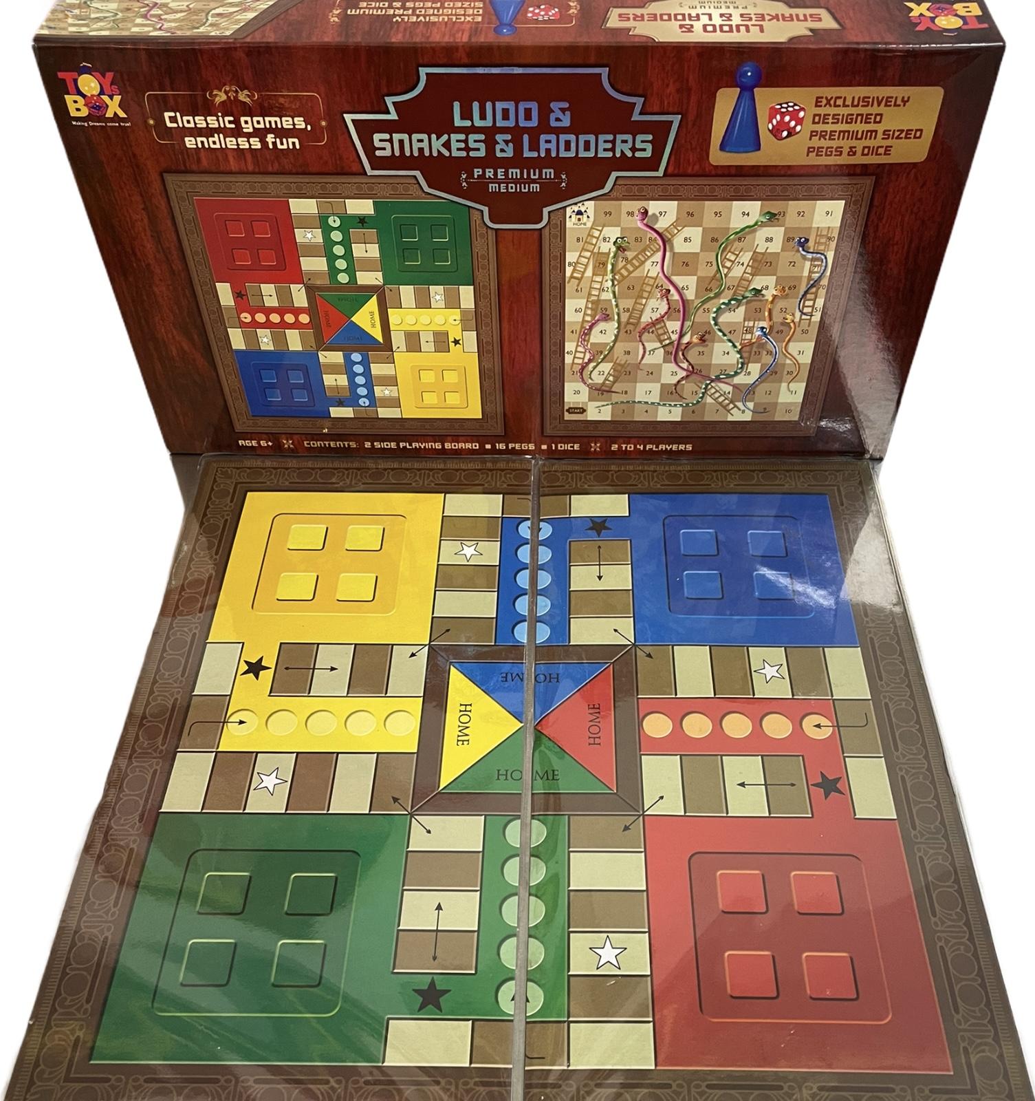 Ludo Game Kit