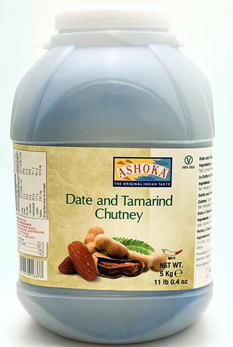 Ashoka Date and Tamarind Chutney 5Kg