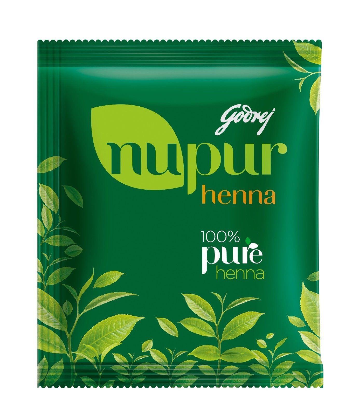 Nupur Henna Hair Color